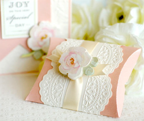 Wedding Card Pillow Box2