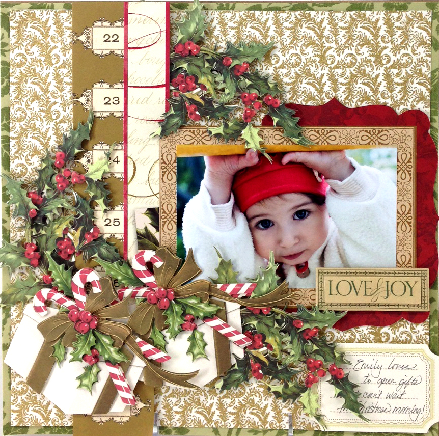 decoupage layout 2