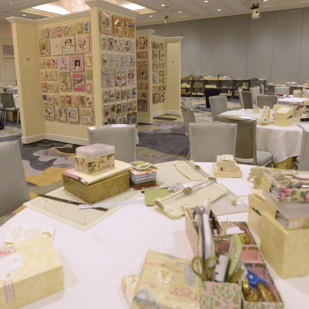 create 3 craft room
