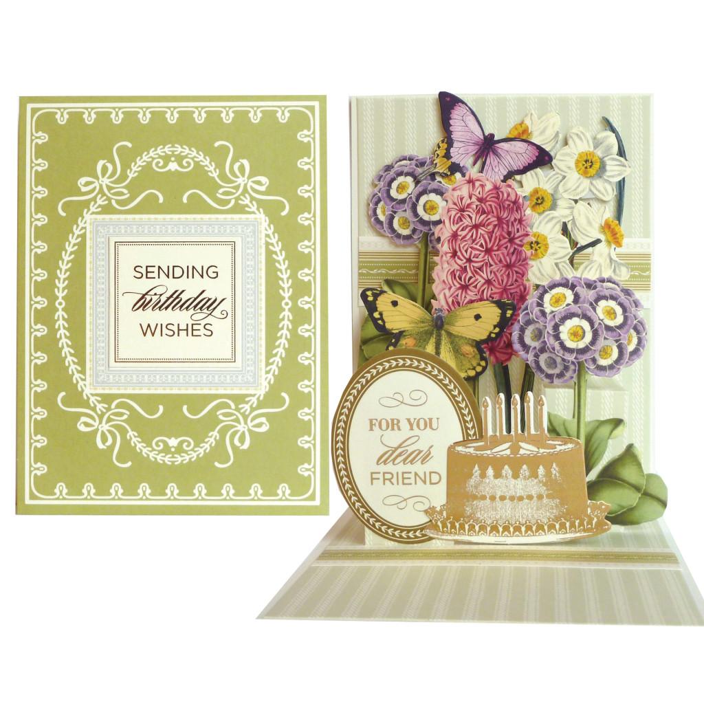 Sweet Salutations Birthday Card