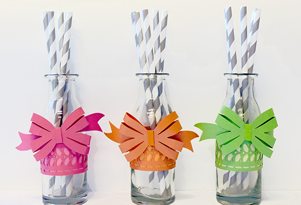 ribbons and bows straws fb