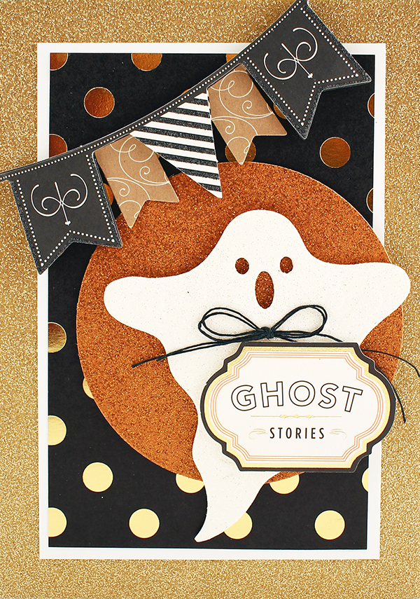 spooky glitter papers 6