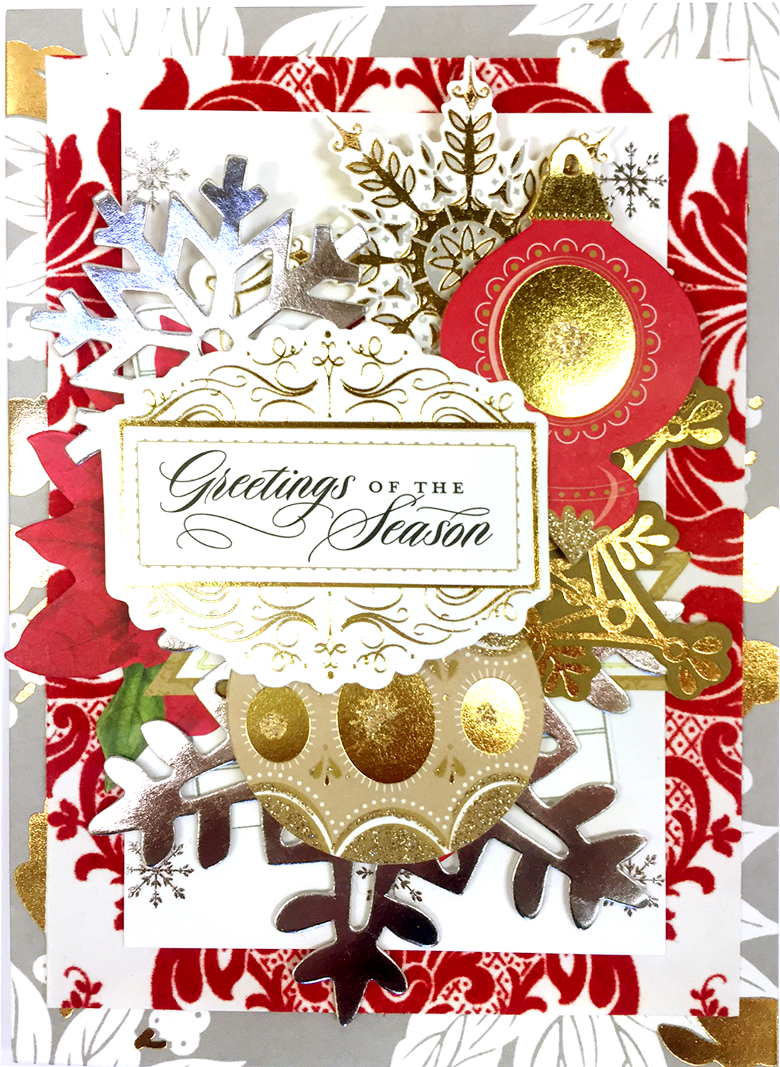 Your Hand Finished Christmas Cards - Anna Griffin