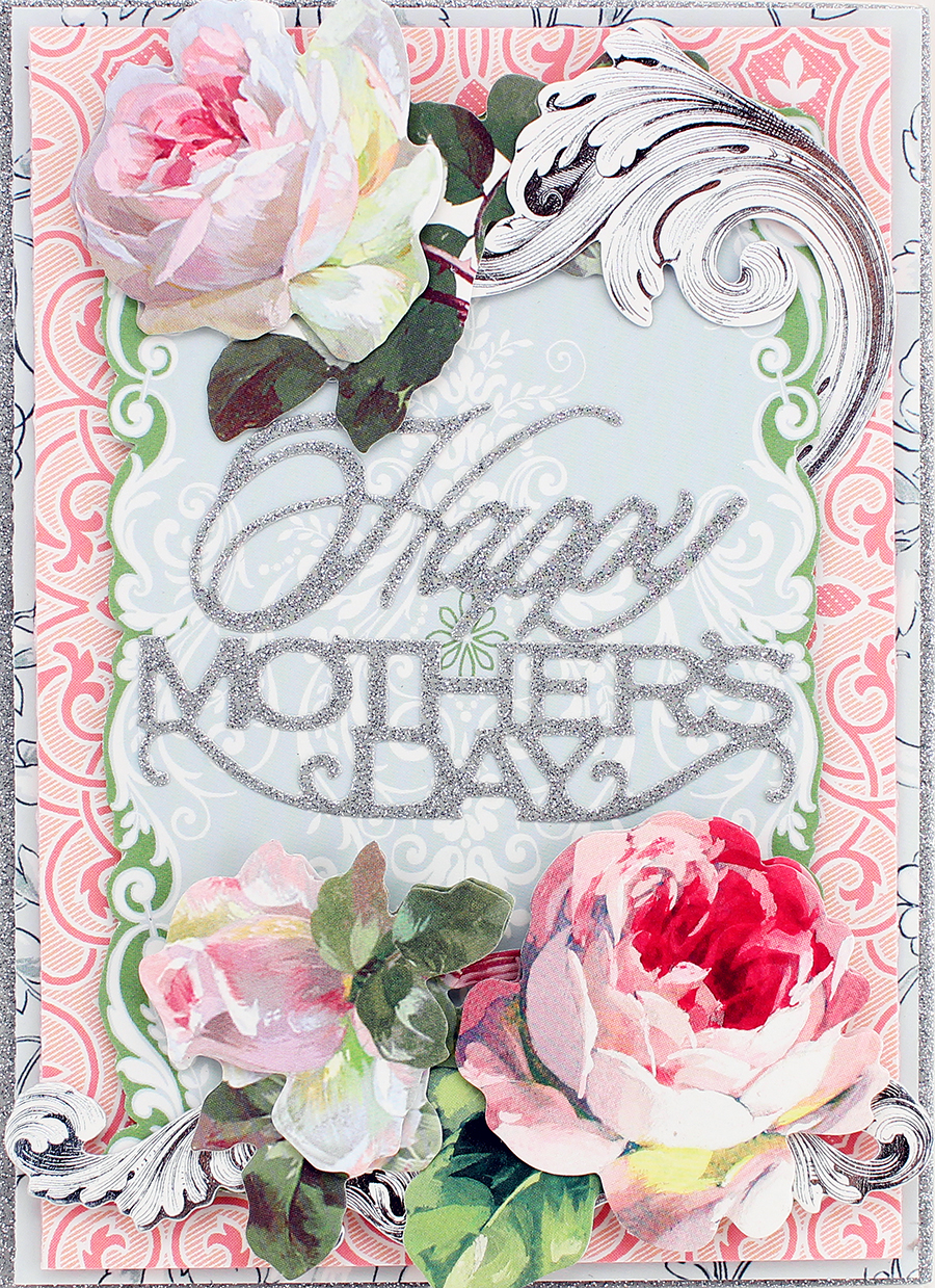 5bbbbf3f66e Use the embossing folder borders to add texture and dimension to your  diecut words. The small patterns included in every bundle are meant to  enhance your ...