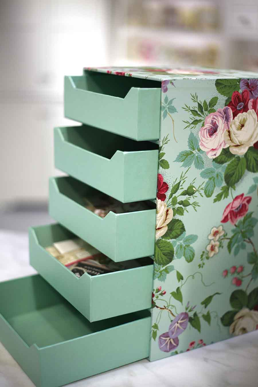 9a2684e91 The 5 patterns available also coordinate with the new Craft Room Storage  Boxes.