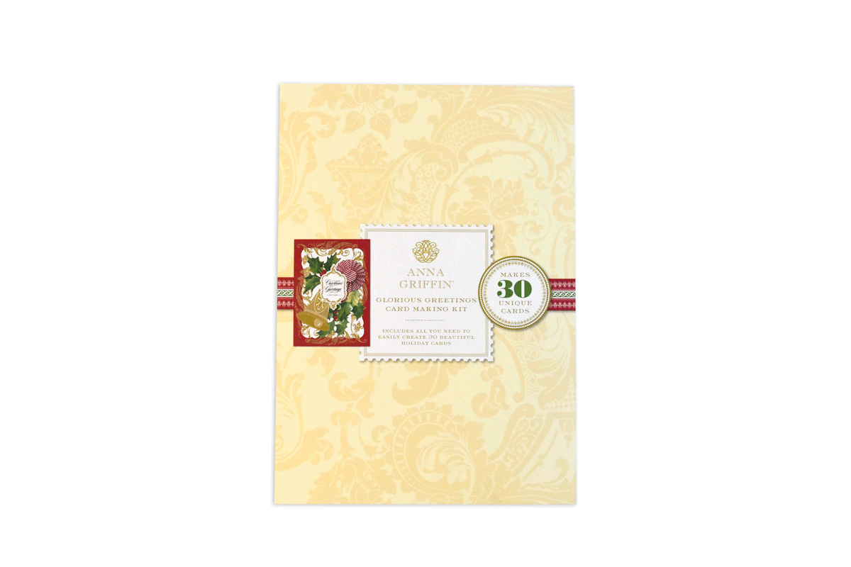 Glorious greetings cardmaking kit anna griffin glorious greetings cardmaking kit m4hsunfo