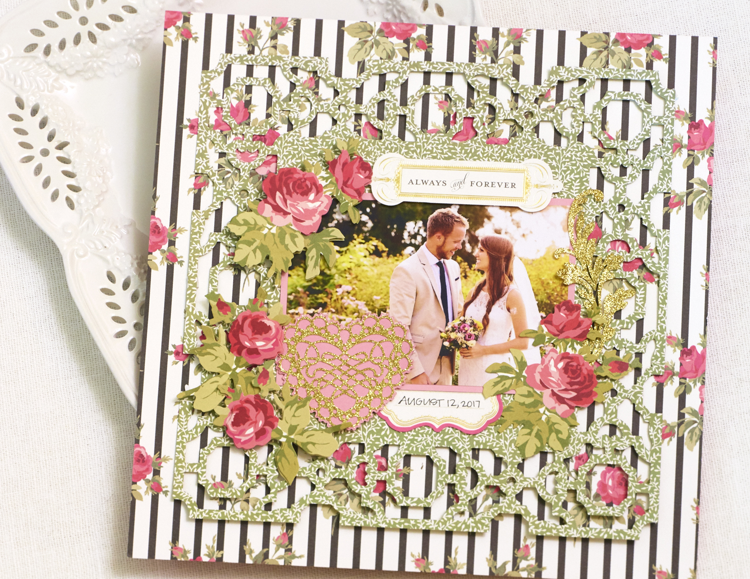How To Make Something You Love Paper Kit Anna Griffin