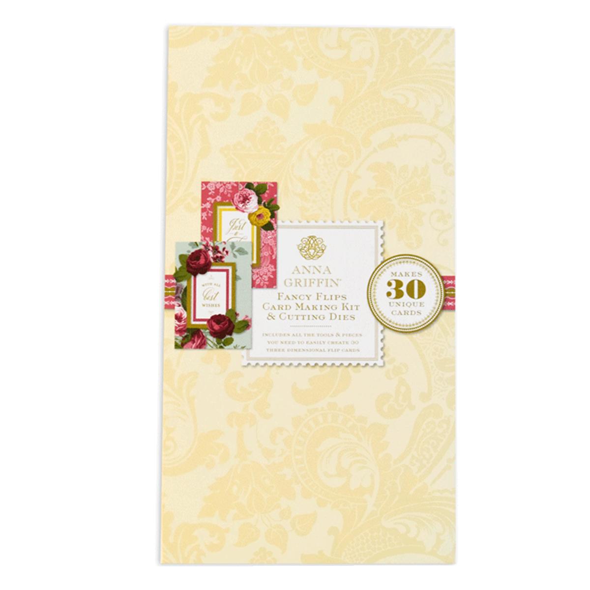 Fancy Flip Card Kit With Dies