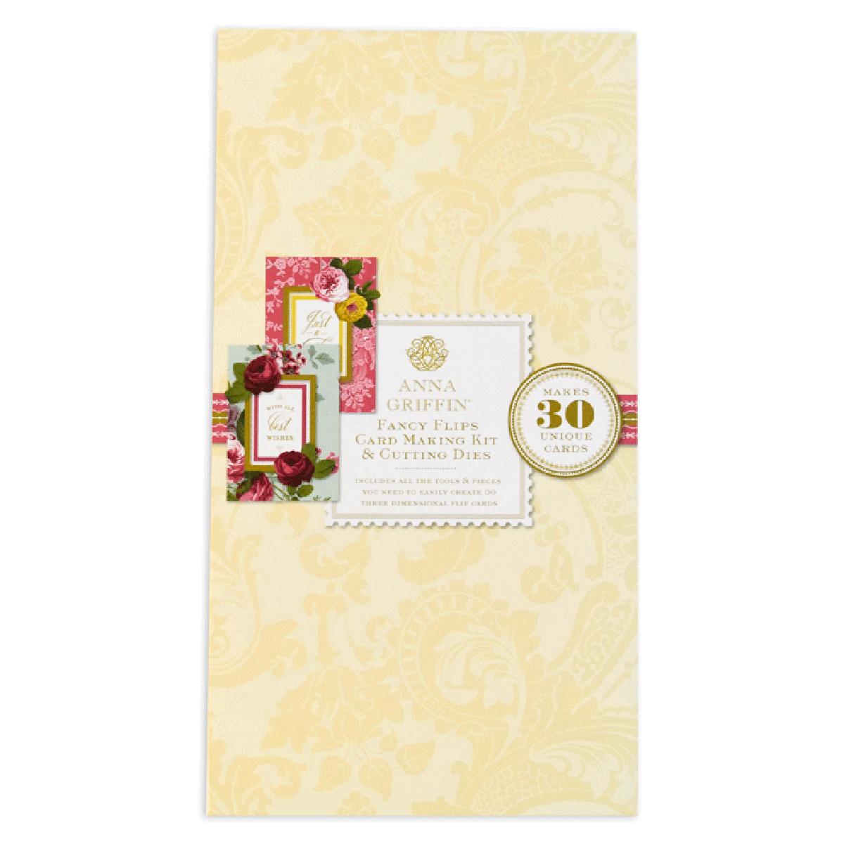 Anna Griffin AG-710H Card Kit 13.0 X 5.0 X 9.25 Multicolor