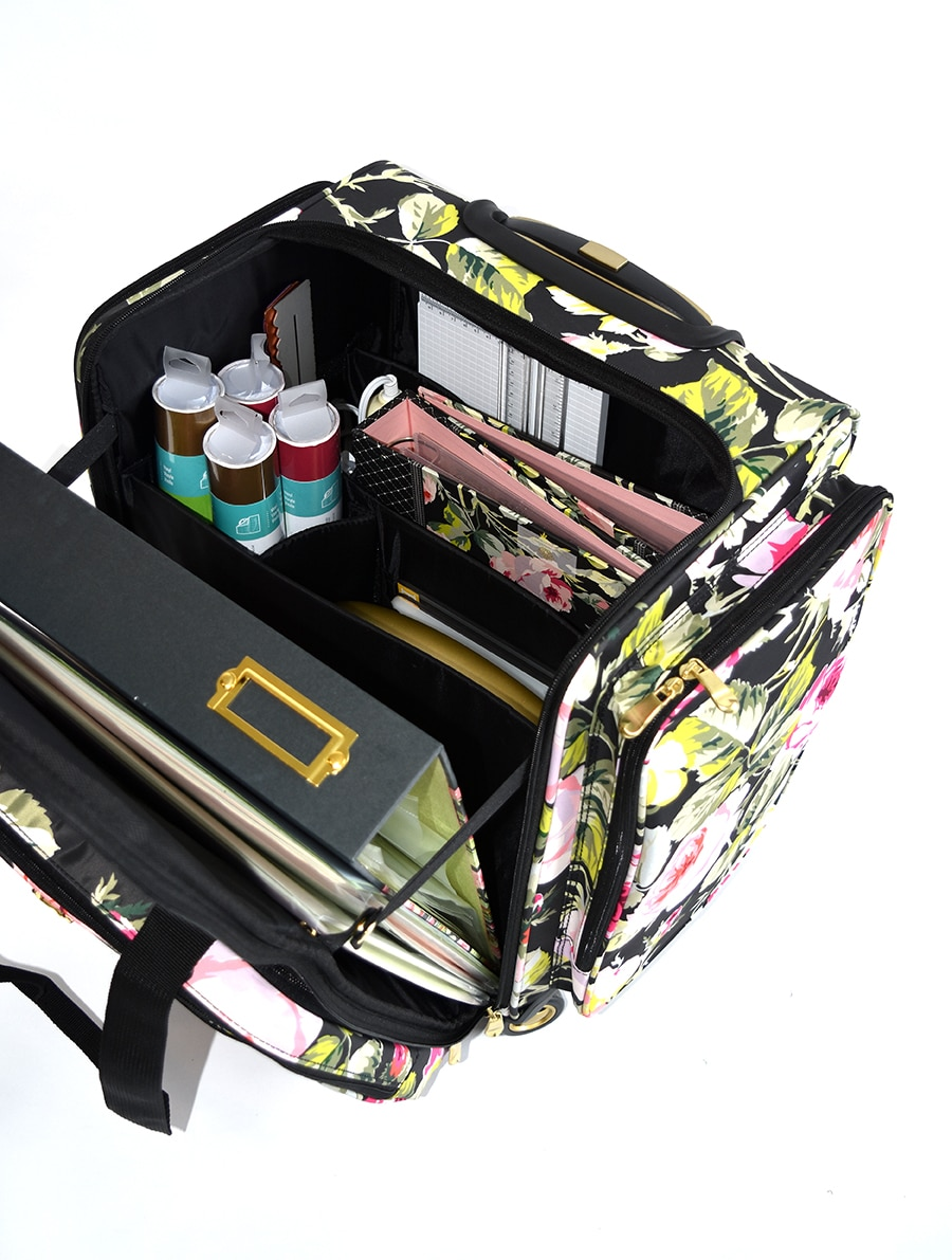 2a857131b48 We even have an Electronic Cutting Machine Tote for your Cricut Maker and  your Explore! This sturdy bag features extra pockets for your tools