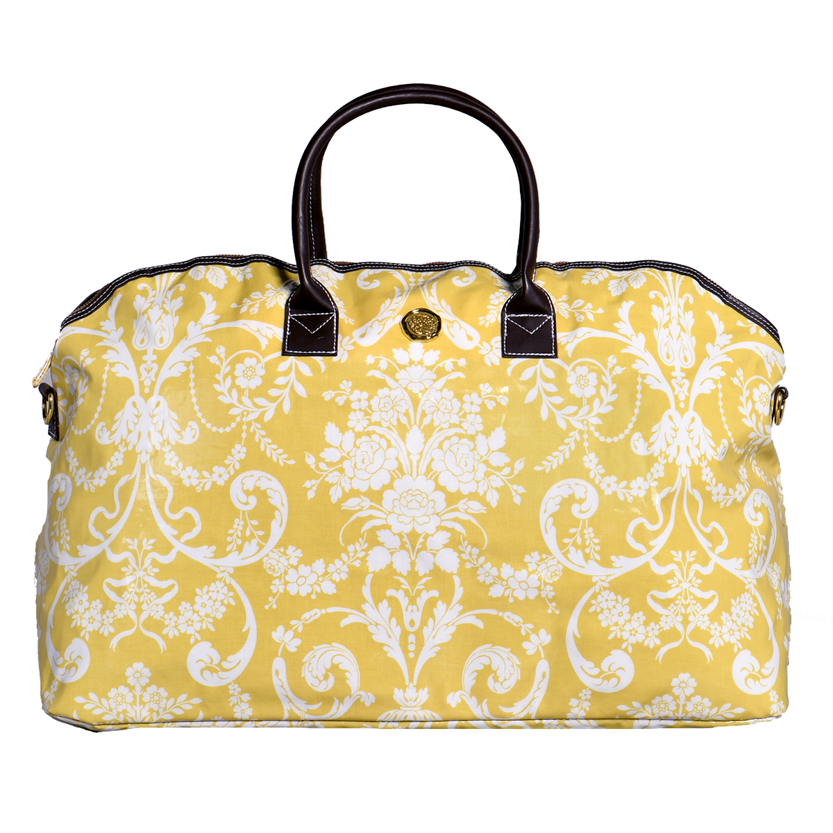 072be7903641 Amelie Damask Duffle Bag - Anna Griffin