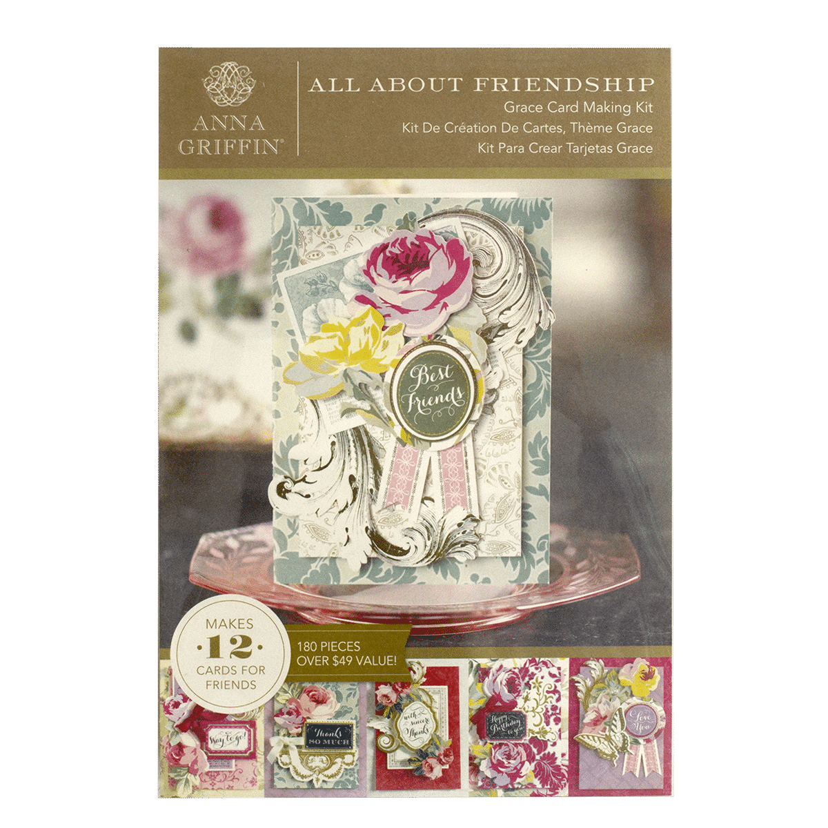 Card Kits Archives Anna Griffin