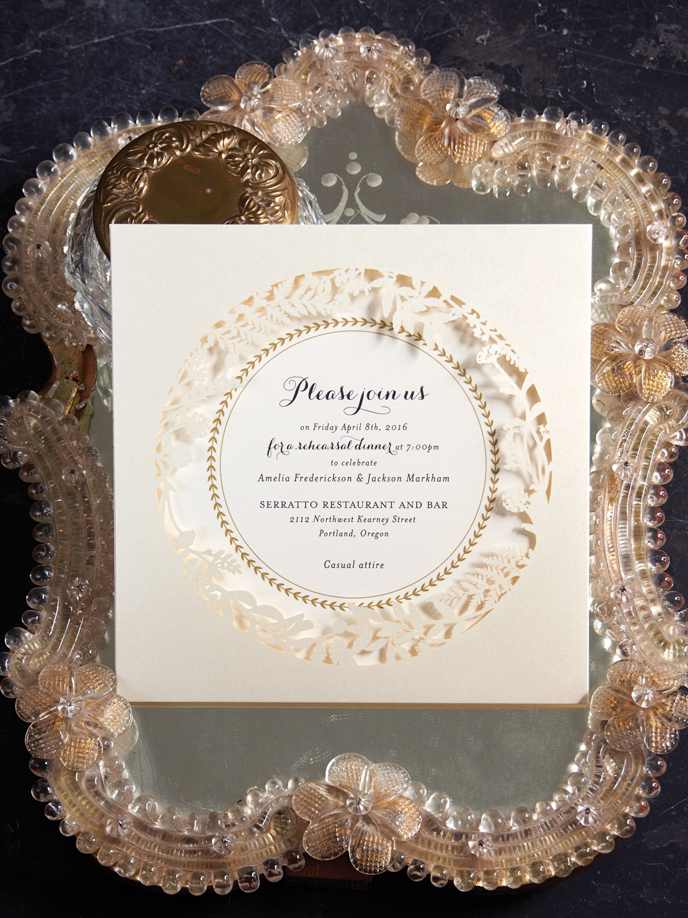 Portfolio Wedding Invitations 1 Anna Griffin