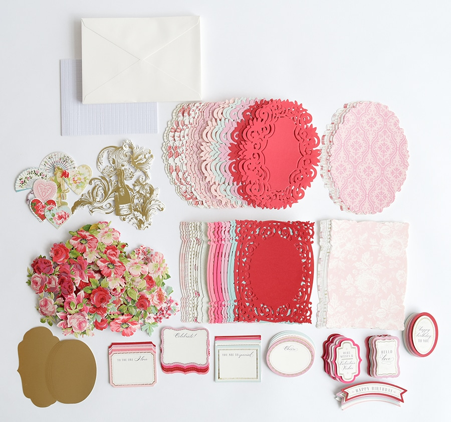 2be313d130b7cd Create cards in two different shapes that have intricate layers