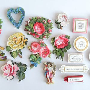 10 NEW MEDALLION DIE-CUT DUO CARD TOPPERS.