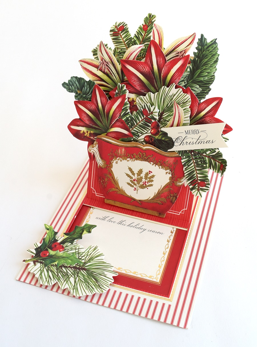 Holiday Home Slider Card Kit Anna Griffin