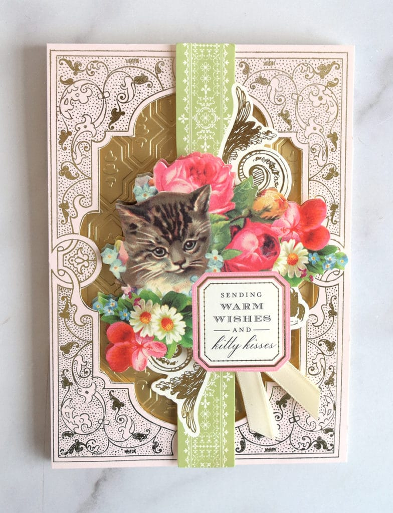 Charm School – Furry Friends Collage Toppers Made Easy