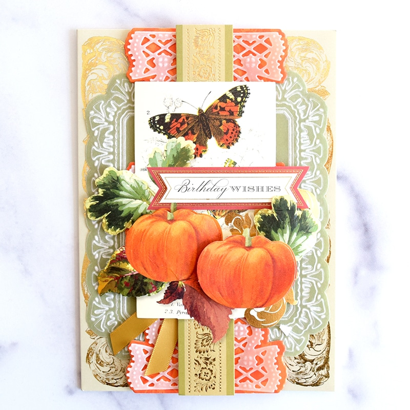 Bountiful Blessings Card Kit Made Easy!