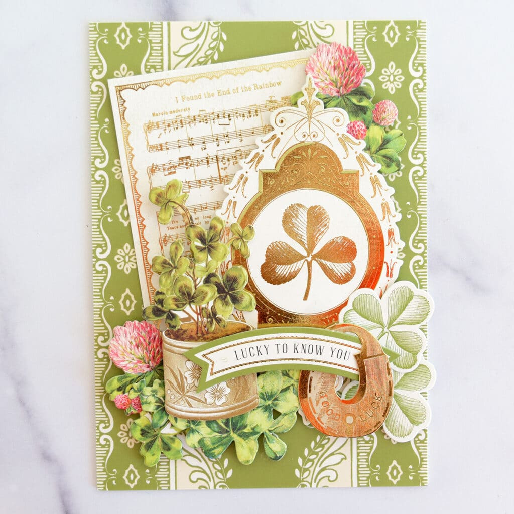 Lucky For All Papercrafting Kit Made Easy
